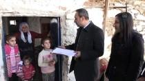 Karlı Yolları Aşarak Kız Çocuklarını Eğitime Kazandırıyorlar