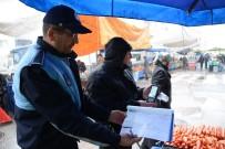 28 ŞUBAT - Kartepe Zabıtası'ndan Pazarcı Esnafa Mobil Vezne Kolaylığı