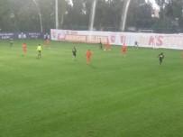 HAZIRLIK MAÇI - Kayserispor Osmanlıspor Maçı Yarıda Kaldı