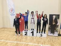 GÜLÜÇ - Kdz. Ereğlili Taekwondocular Madalyaları Topladı