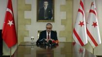 GÜVENLİK KONSEYİ - KKTC Cumhurbaşkanı Akıncı, BM Temsilcisi Spehar İle Görüştü
