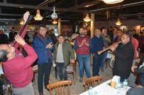 BODRUM BELEDİYESİ - Mehmet Tosun'u Davul, Zurnayla Karşıladılar