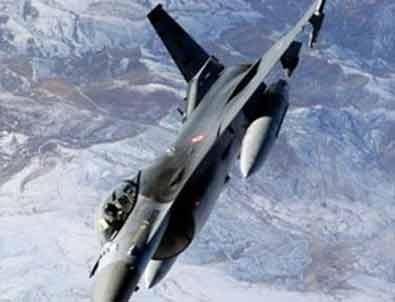 Milli Savunma Bakanlığı: Zap ve Avaşin'e hava harekatı