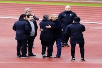 MIRCEA LUCESCU - Mircea Lucescu'dan Beşiktaş Kampına Ziyaret