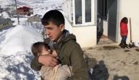 Nisa Bebek, Paletli Ambulansla Hastaneye Yetiştirildi