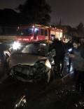 TRAFİK POLİSİ - (Özel) İstanbul'da 5 Kişinin Yaralanmasına Neden Olan Sürücü Yakalandı