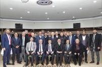 ERCIYES ÜNIVERSITESI - Rektörler Gazetecilerle Bir Araya Geldi