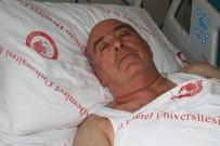 SÜLEYMAN DEMIREL ÜNIVERSITESI - Seçmen Listesine Bakmak İçin Muhtarlığa Giden Apartman Yöneticisi Ölümden Döndü
