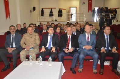 SERKA Eleşkirt'te Mali Destek Programları Toplantısı Yaptı