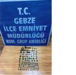 HELENISTIK - Tarihi Eser Kaçakçıları Yakayı Ele Verdi