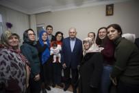 MİMAR SİNAN - TBMM Başkanı Binali Yıldırım'dan Sürpriz Ziyaretler