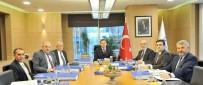 İSTANBUL ÜNIVERSITESI - TMSF'de Görev Değişimi