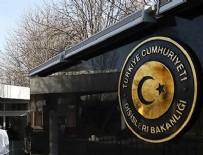 DIŞİŞLERİ BAKAN YARDIMCISI - Türk heyeti ABD'ye gidiyor