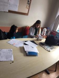 Tutak'ta Öğrencilere İşitme Testi Yapıldı