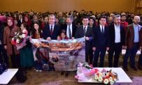 MİMAR SİNAN - Tütüncü'den Sağlıklı Yaşama Destek