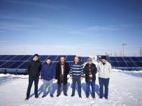 ENERJİ SANTRALİ - Uşak Belediyesi Güneş Enerjisinden Elektrik Üretecek