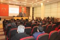 MEHMET ASLAN - Van'da 'Mesleki Eğitim Ve İstihdam' Konulu Toplantı