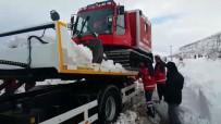 Yolları Kapalı Olan Bingöl'de Hastalara UMKE Ulaştı