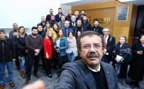 GÜRÜLTÜ KİRLİLİĞİ - Zeybekci, Gazetecilerle Buluştu