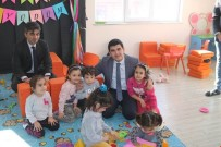 Acıgöl Kaymakamı Erdoğan, Anaokulu Ziyaretinde Bulundu