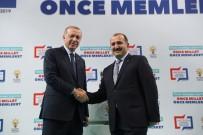 AK Parti Arsin Belediye Başkan Adayı Sait Gürsoy Açıklaması 'Gönül Belediyeciliğini Esas Alarak Çalışacağız'