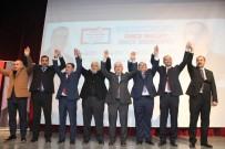 HACI BAYRAM TÜRKOĞLU - AK Parti Belediye Başkan Adaylarını Tanıttı