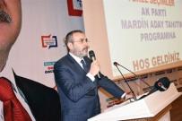 İyi Parti - AK Parti Genel Başkan Yardımcısı Mahir Ünal Mardin Adaylarını Tanıttı