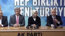 MÜLTECI - AK Parti'li Usta'dan 'Mülteci Kardeşlerimiz Misafirlerimizdir' Açıklaması