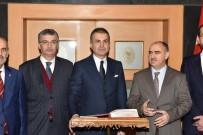 VAHDETTIN - AK Parti Sözcüsü Çelik, Kahramanmaraş'ta Valilik Ve Belediyeyi Ziyaret Etti