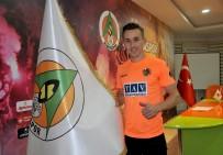 ALANYASPOR - Alanyaspor Josef Sural'ı Renklerine Bağladı