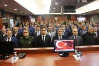 GÜMRÜK MUHAFAZA - Antalya Adliyesi'nde Adli Kolluk Toplantısı