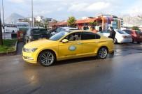 EMNIYET GENEL MÜDÜRLÜĞÜ - Antalya'da Ticari Taksilere Yönelik Denetim