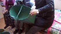 AHMET YESEVI - Atıklardan Alışveriş Çantası Yapan Şanlı'ya Ziyaret