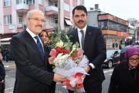 Murat Kurum - Bakan Kurum Balıkesir Büyükşehir Belediyesini Ziyaret Etti