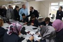 MAHMUT ŞAHIN - Bartın Valisi Güner, Saya Eğitim Merkezini Gezdi