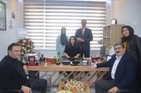 DİYETİSYEN - Başkanı Nihat Can İş Yeri Açılışına Katıldı