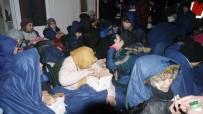 MÜLTECI - Çanakkale'de 106 Mülteci Yakalandı