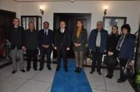 AFYONKARAHİSAR VALİSİ - CHP'li Vekillerden Afyonkarahisar Valisi Tutulmaz'a Ziyaret