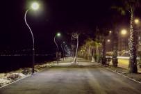 AYDINLATMA DİREĞİ - Fatsa Koşu Ve Bisiklet Yolu Projesi Bitme Aşamasında