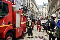 İTFAİYE ERİ - Fransa Başbakanı Ve İçişleri Bakanı Patlamanın Yaşandığı Bölgede