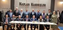 İyi Parti - Gaziantep Milletvekilleri Hannover'e Çıkarma Yaptı