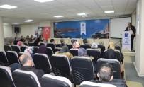 ESNAF VE SANATKARLAR ODASı - Girişimci Adaylarına Sertifikaları Dağıtıldı