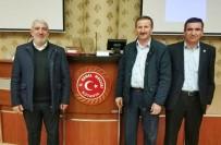 KIRAÇ - Hisarcık'ta 'Itri Ve Tıbbi Bitkiler Yetiştiriciliğinin Geliştirilmesi Projesi'