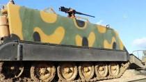 KOMANDO - İdlib Sınırına Komando Ve Zırhlı Araç Sevkiyatı