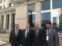 İl Başkanı Karabıyık, Bakan Yardımcısı Eldemir İle Buluştu