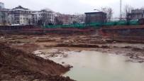 ARKEOLOJI - Kadıköy'de Otel İnşaatından Tarihi Eser Kalıntıları Çıktı