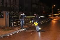 Karaman'da Silahlı Ve Bıçaklı Kavga Açıklaması 5 Yaralı