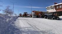 Karlıova'da Dondurucu Soğuklar