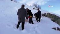 Kars'ta Yaban Hayvanları İçin Doğaya Yem Bırakıldı