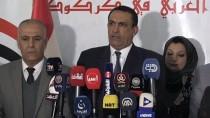 KÜRDİSTAN YURTSEVERLER BİRLİĞİ - Kerkük Valisi Said'den KYB'nin Bayrak Krizine Tepki